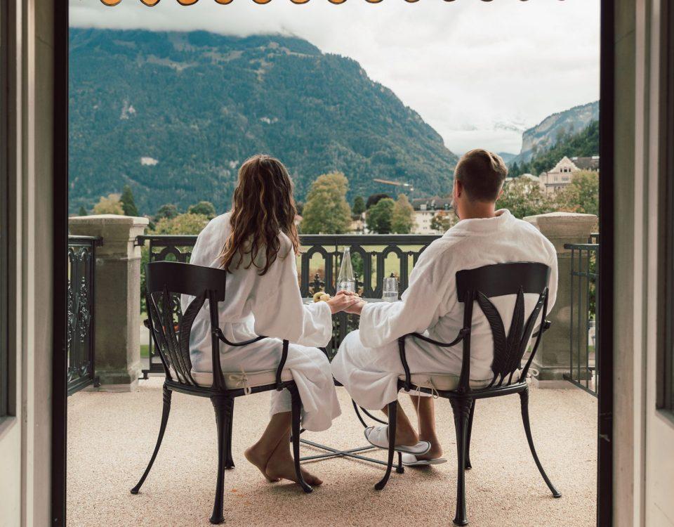 Hotel Victoria Jungfrau Review